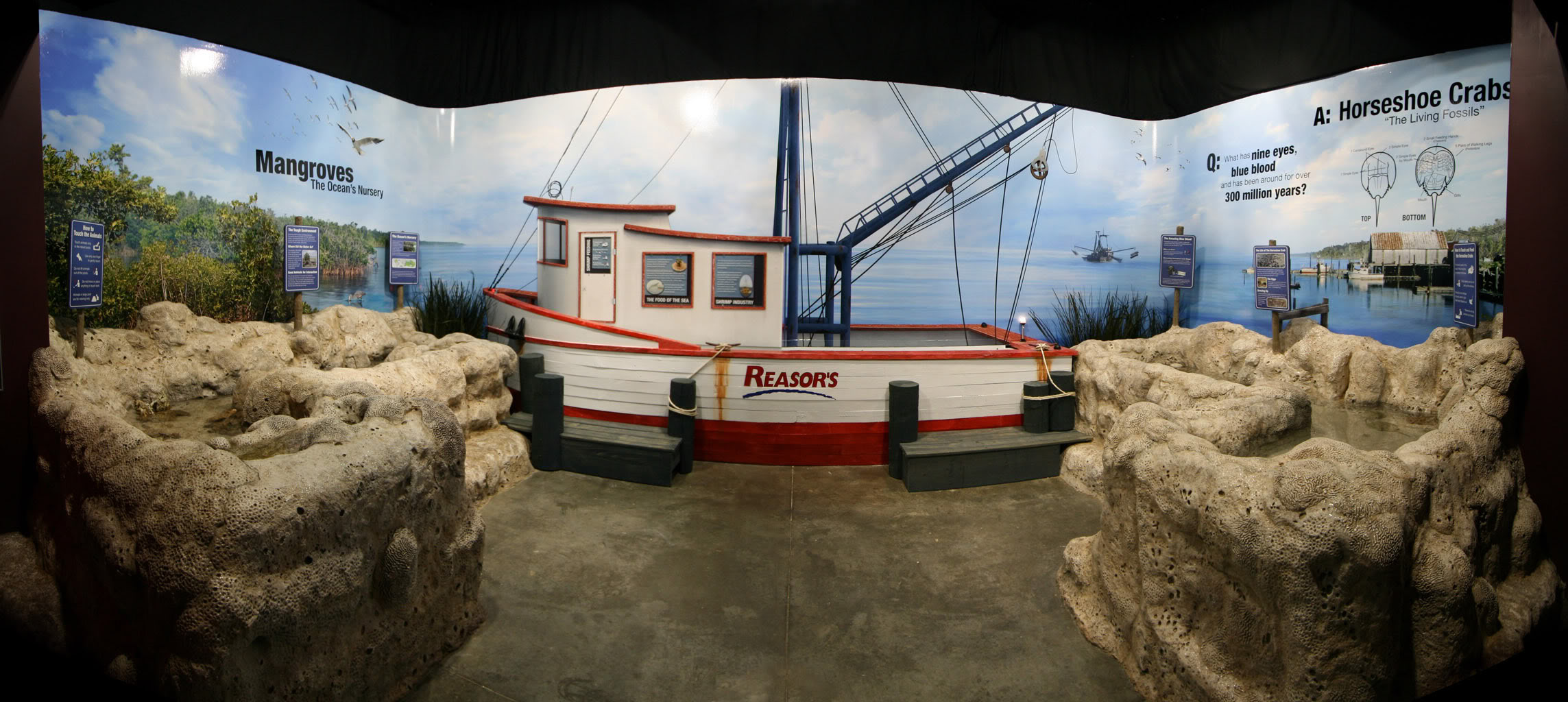 Shrimp Boat - Overview